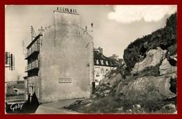 Landéda * L'aber Wrac'h * Hotel Bellevue  * Scan Recto Et Verso - France