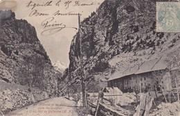 CHAPELUE ET LES CRECHES ENVIRONS DE GUILLESTRE (dil364) - Autres Communes