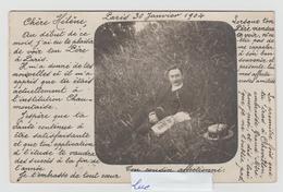Carte-photo 1904 - Foto