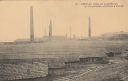 Hemixem , Steen En Koperfabriek , N° 10 ,Les Briqueteries Et L'usine à Cuivre - Hemiksem