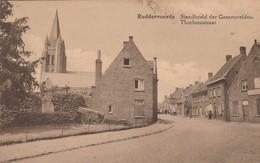 Ruddervoorde - Standbeeld Der Gesneuvelden ,Thorhoutstraat - Oostkamp