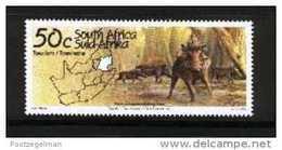 REPUBLIC OF SOUTH AFRICA, 1995, MNH Stamp(s) Transvaal (animal)  Nr(s.) 949 - Ongebruikt