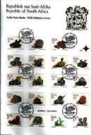 REPUBLIC OF SOUTH AFRICA, 1988, Definitives Succulents,  First Day Cover Card 5.1 - Brieven En Documenten