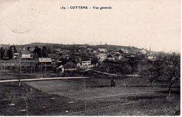 Cottens - Vue Générale - FR Fribourg
