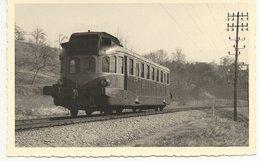 03  ABREST  28 FEVRIER 1958 AUTORAIL RENAULT V H OMNIBUS 2634 NOIRETABLE  VICHY - France