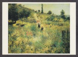 PR186/ RENOIR, *Chemin Montant Dans Les Hautes Herbes*, Paris, Musée D'Orsay - Schilderijen