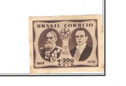 Brasile PO 1939 Constant+Silva+ Scott.485 See Scan On Scott.Page - Brasile