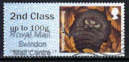 GB 2016 QE2 2nd Class  To 100 Gm Post & Go Hedgehog Hibenating ( 1353 ) - Post & Go Stamps