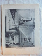 Ancien - Double Page Supplément Anales Politiques Et Littéraires N°852 10/1899 - Magazines: Abonnements