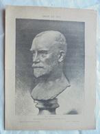 Ancien - Double Page Supplément Anales Politiques Et Littéraires N° 462 5/1892 - Magazines: Abonnements