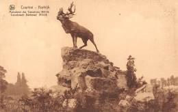 COURTRAI - KORTRIJK - Monument Des Canadiens 1914-18 - Canadeesch Denkmaal 1914-18 - Kortrijk