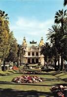 CPM - Le Casino Et Les Jardins De MONTE-CARLO - Monte-Carlo