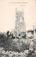 Ruines De L'Eglise De RENINGHE - Lo-Reninge