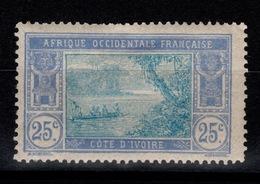 Cote D'Ivoire - YV 48 N* Lagune Cote 13,00 Eur - Ivory Coast (1892-1944)