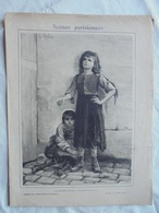 Ancien - Double Page Supplément Anales Politiques Et Littéraires N° 409 4/1891 - Magazines: Abonnements