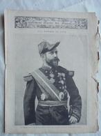 Ancien - Double Page Supplément Illustré Des Anales N° 7 13 Février 1887 - Magazines: Abonnements