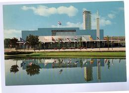 RETRO Congresgebouw (39-21) - Den Haag ('s-Gravenhage)