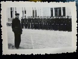 PHOTO WW2 WWII : TANKISTES PANZERWAFFE     //1.39 - Guerra, Militari