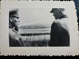 PHOTO WW2 WWII : Erwin ROMMEL ** DESERT FOX     //1.39 - Guerra, Militares