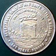$1 Casino Token. Rio, Las Vegas, NV. 1989. D81. - Casino