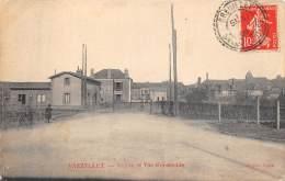 ESSONNE  91  BREUILLET  STATION ET VUE D'ENSEMBLE - Autres Communes