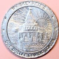 $1 Casino Token. Whiskey Pete's, Jean, NV. D82. - Casino