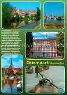 73208074 Otterndorf_Niederelbe Elbepartie Segelerhafen Kreisverwaltung Kirche Br - Alemania