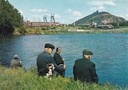 La Mine En Activité - Paysage Minier - Terrils - Mines