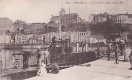 3820 GRANVILLE                                 Le Sous Marin Joessel Dans Le Port - Granville