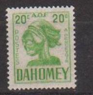 DAHOMEY          N°  YVERT    TAXE   31    NEUF AVEC CHARNIERES       ( Ch 04 ) - Nuovi