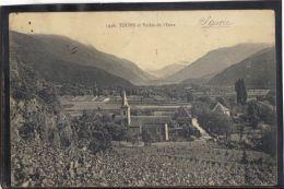 73195 . TOURS ET VALLEE DE L ISERE . (recto/verso)    ANNEE  1911 - Other Municipalities