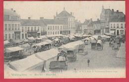 Waregem - Markt  ... Super Geanimeerd  ( Verso Zien ) - Waregem