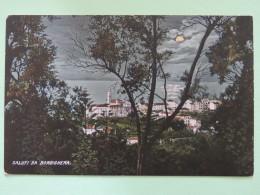 Italy Around 1920 Unused Postcard - Bordighera - Unclassified