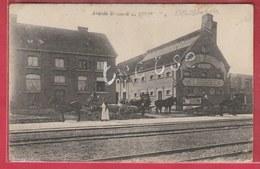 Melsbroek - Top Kaart - Brouwerij  / Grande Brasserie - 1908 ( Verso Zien ) - Steenokkerzeel