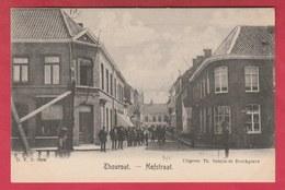 Torhout - Hofstraat ... Geanimeerd - 190?  ( Verso Zien ) - Torhout