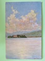 Italy Around 1920 Unused Postcard - Isola Madre - Lago Maggiore - Italy