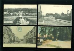 Beau Lot De 60 Cartes Postales De France   Eure ( 27 )   Mooi Lot Van 60 Postkaarten Van Frankrijk ( 27) - 60 Scans - Postcards