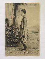 PPC Thailand - Thailand (Native Siamese Girl) Unused - Thailand