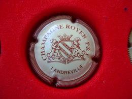*  Capsule De Champagne  ROYER P. Et F.  N°  * - Capsules