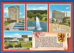 Deutschland; Lünen; Multibildkarte Mit St Marien Hospital Und Stadthaus - Luenen
