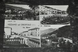 2169   Saluti Da Vezzano Sul Crostolo - Reggio Nell'Emilia