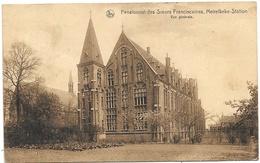 Meirelbeke-Station NA2: Pensionnat Des Soeurs Franciscaines. Vue Générale - Merelbeke