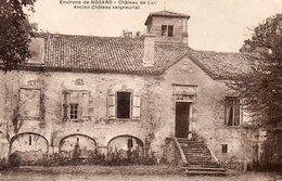 Environs De Nogaro  Chateau De Lau - Nogaro