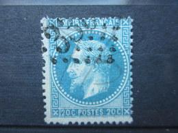 VEND BEAU TIMBRE DE FRANCE N° 29A !!! (e) - 1863-1870 Napoléon III Lauré