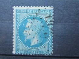 VEND BEAU TIMBRE DE FRANCE N° 29B !!! - 1863-1870 Napoléon III Lauré