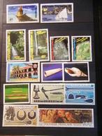 COLLECTION DE POLYNESIE TIMBRES ET BLOCS NEUFS** LUXE - Collections, Lots & Séries