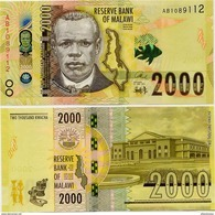 MALAWI       2000 Kwacha       P-69      1.6.2016       UNC  [ Sign. Chuka ] - Malawi