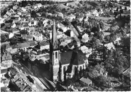 Saar - DUDWEILER -  Luftaufnahme Teilansicht   -CIM -  COMBIER Macon Photo  N° 34314   A - Germany