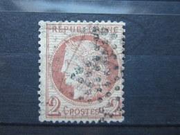 VEND BEAU TIMBRE DE FRANCE N° 51 , ETOILE MUETTE !!! - 1871-1875 Ceres