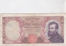 Billet DIECIMILA LIRE - 10000 Lire